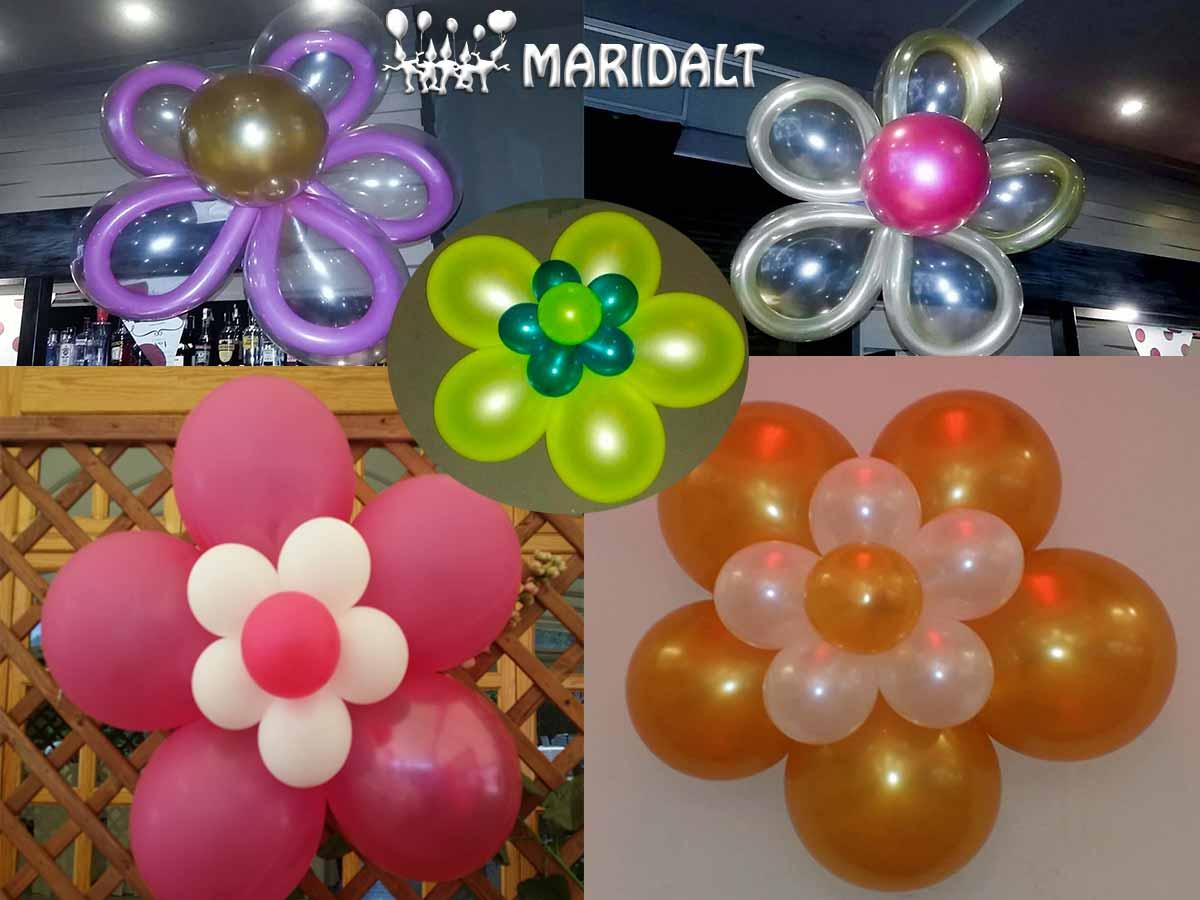 interesting enlace flores globos with como hacer flores con globos with como hacer flor con globos with como hacer flores con globos - Como Hacer Flores Con Globos